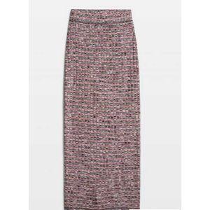 Aritzia Wilfred Free Verushka Midi Skirt